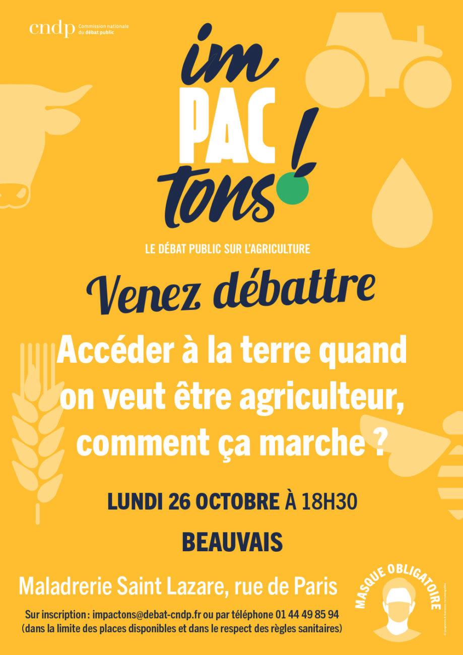 ImPACtons! - Beauvais - 26/10/2020