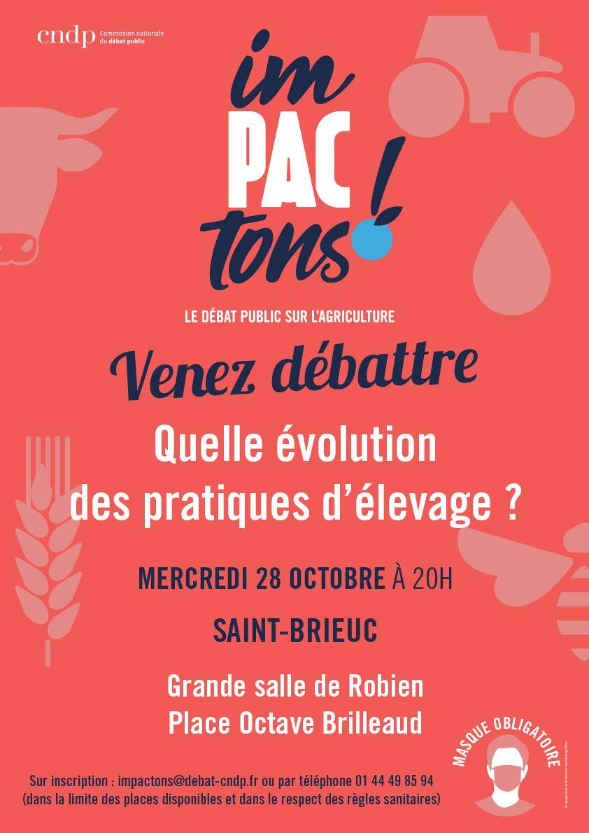 ImPACtons! - Saint-Brieuc - 28/10/2020